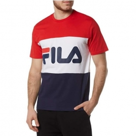 T-Shirt Fila Homme - Day Tricolor