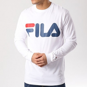 T-shirt Fila homme - Classic blanc