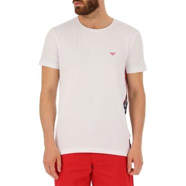 T-shirt Armani EA7 homme - blanc