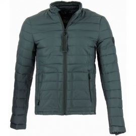Doudoune Redskins Motors Helium Homme - Grey title=