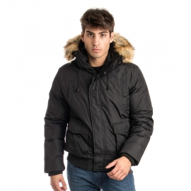 Doudoune Backlight Homme - Noir