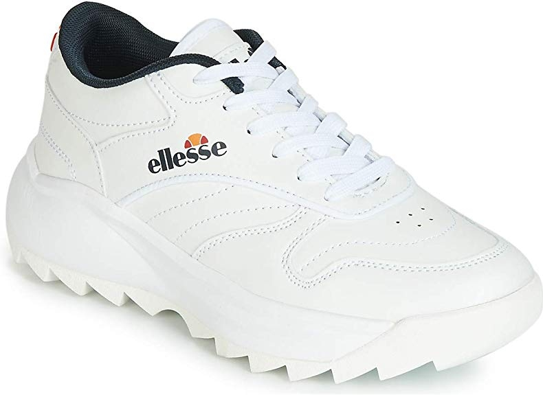 Basket Ellesse Félicie Femme WhiteBronze Collection