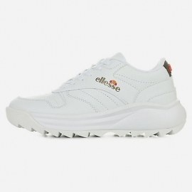 Baskets Ellesse Felicie Femme - White/Bronze title=
