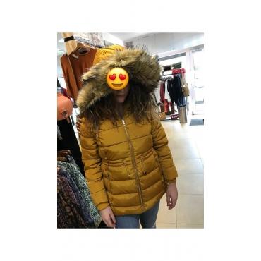 Camel Marques La cher Doudoune pas Femme Collection Boutique Des TFJlc3K1