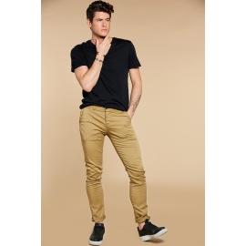 Pantalon Deeluxe Lawson - Camel