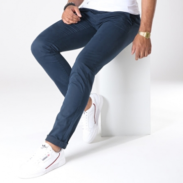 Teddy Smith Pantalon Chino Stretch - Navy