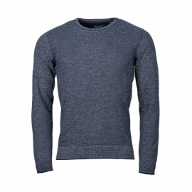 Pull Teddy Smith Milan - Bleu Marine title=