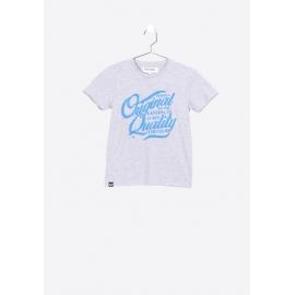 T-shirt Kaporal enfant Afur - Gris