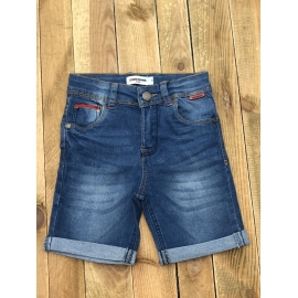 Short jean Redskins enfant Stone title=