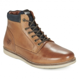 Chaussures redskins Babylone cognac title=