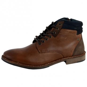 Chaussures redskins Juniet brandy