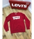 Levis sweat enfant - rouge