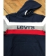 Levis sweat enfant - tricolore