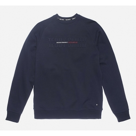 Teddy Smith sweat sans capuche S-Gordon total navy