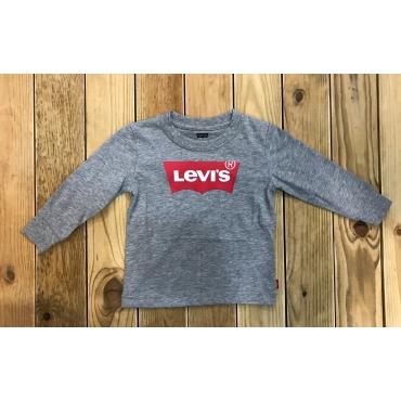 Levis tee shirt bébé - gris