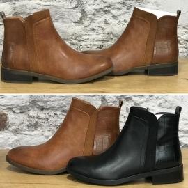 Boots femme Ivy