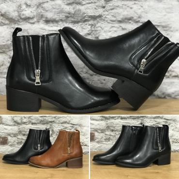 Boots femme Carla