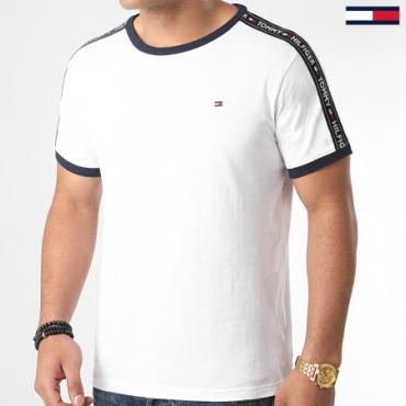 T-shirt Tommy Hilfiger bande logo
