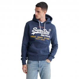 Sweat shirt cagoule Superdry Shop Tri Hoodie