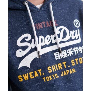 Sweat shirt capuche Superdry tri hoodie