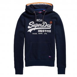 Sweat shirt Superdry Vintage Logo Racer Hood