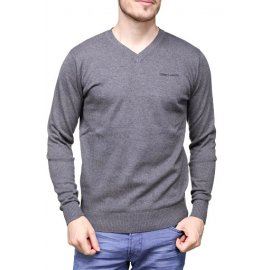 Pull col V Pulser 2 homme Teddy Smith