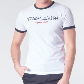 Teddy Smith - Tee-Shirt homme Ringer mc