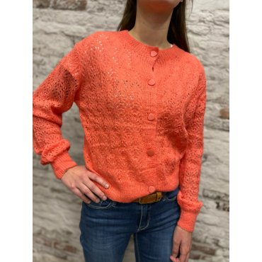 Gilet Eddy orange