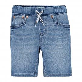 Short jeans Levi's taille élastiquée