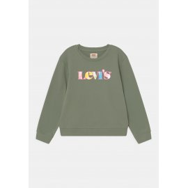 Sweat-shirt Levi's LVG Graphic Crew vert