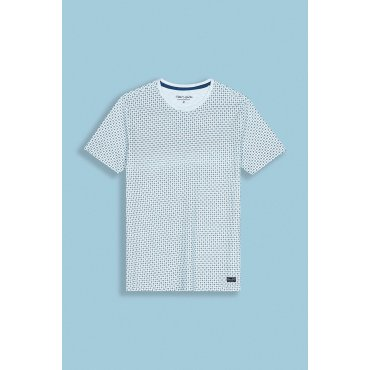 T-shirt jersey Teddy Smith Virgil homme