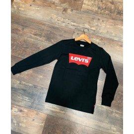 T-shirt Levi's Batwing noir