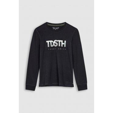 T-shirt manches longues Teddy Smith EZ garçon
