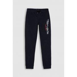 Pantalon survêtement Teddy Smith P-JOG2 bleu marine