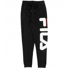Pantalon jogging unisexe Fila pure noir