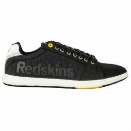 Baskets Redskins Viba noir/blanc