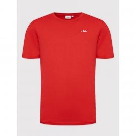 T-shirt homme Fila Edgar tee rouge
