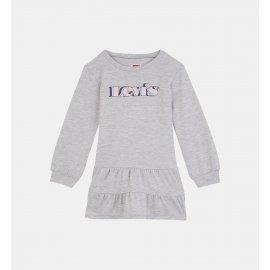 Robe Levi's bébé gris chiné clair