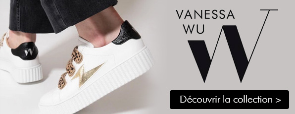 chaussures Vaness Wu - boutique des marques