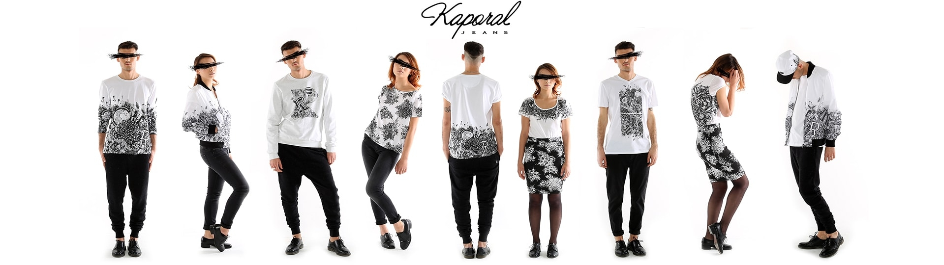 Collection Kaporal pas cher